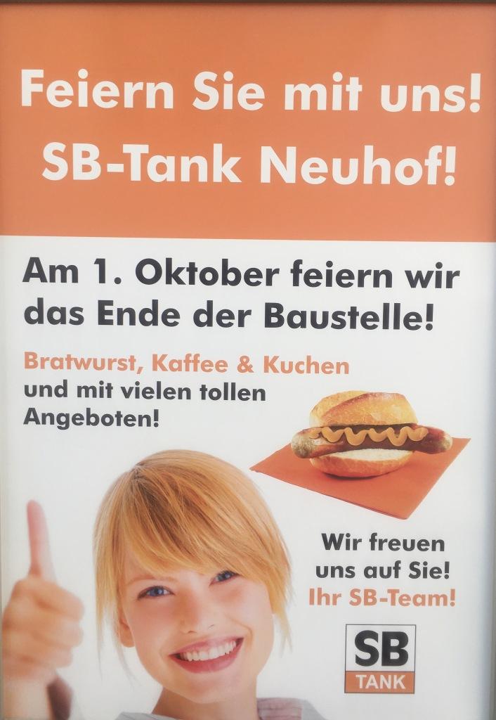 SB TANK Neuhof