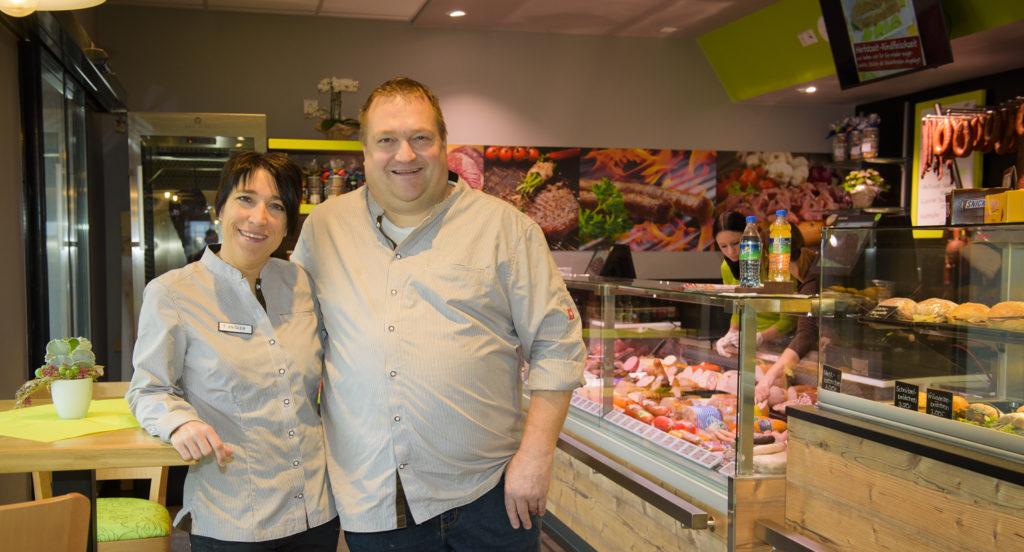 Tanja und Magnus Ziegler freuen sich auf ihre Kunden am neuen Standort in Neuhof. Foto: Fotostudio Lippert