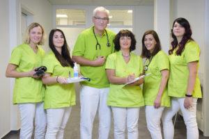 Dr. Stephan von Keitz praktiziert nun im Gesundheitszentrum Neuhof. Foto: Fotostudio Lippert