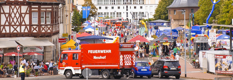 Die Mitglieder im Gewerbeverein Neuhof e.V.
