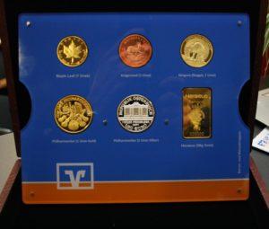 Gold erfährt als Wertanlage wieder eine Renaissance.