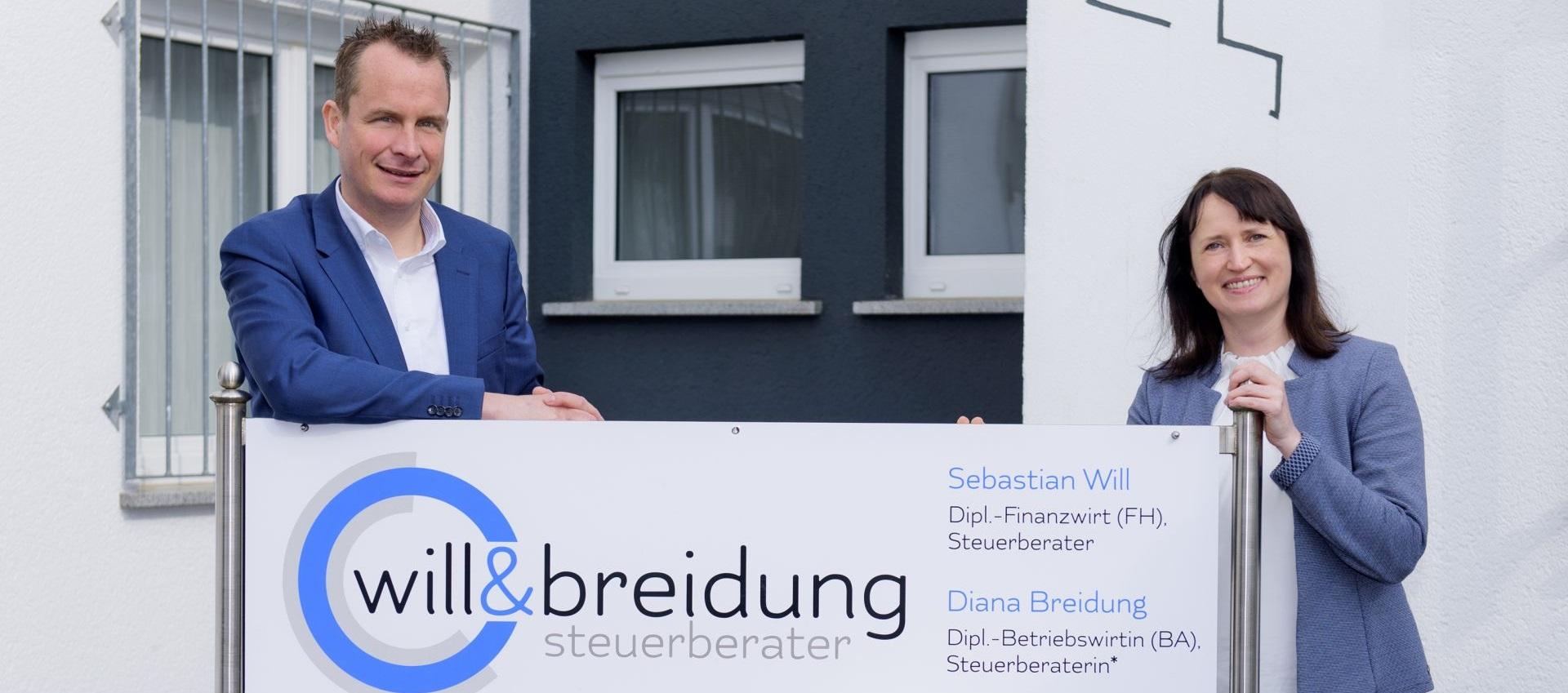 WILL & BREIDUNG STEUERBERATER